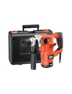 KD1250K-QS BLACK & DECKER SCALPELLATORE DEMOLITORE 1250W ON VALIGETTA