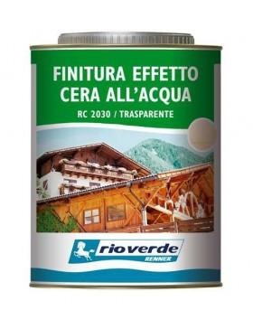 RC2030 FINITURA EFFETTO CERA ALL'ACQUA RENNER RIOVERDE