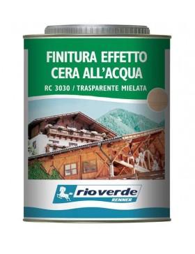 RC3030 FINITURA EFFETTO CERA MIELATA ALL'ACQUA RENNER RIOVERDE