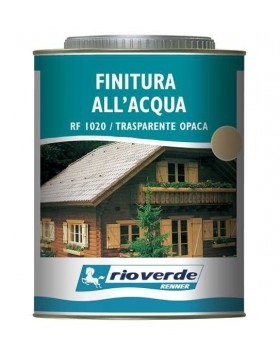 RF1020 FINITURA CLASSICA ALL'ACQUA RENNER RIOVERDE
