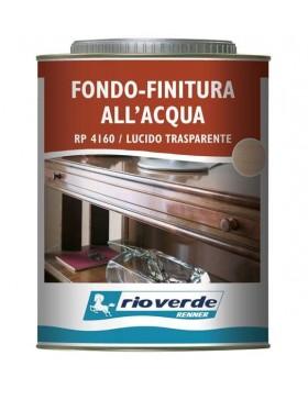 RP4160 FONDO FINITURA ALL'ACQUA TRASPARENTE LUCIDO RENNER RIOVERDE