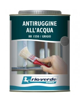 RR1550 ANTIRUGGINE ALL'ACQUA UNIVERSALE RENNER RIOVERDE