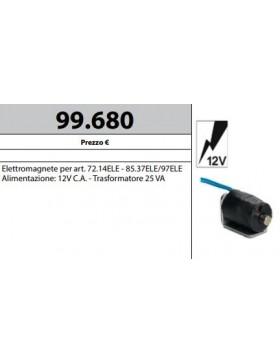 ELETTROMAGNETE PER SERRATURA ELETTRICA MOTTURA 99.680