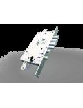 MOTTURA 3DKEY 3D.787 SERRATURA MULTIFUNZIONE AD INFILARE
