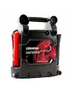 AVVIATORE START BOOSTER P5 12V/2500 LEMANIA