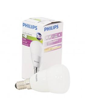 LAMPADINA LED E14 5,5W 520 LUMEN PHILIPS COREPRO LEDLUSTER