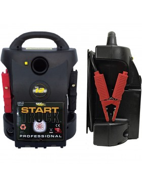 AVVIATORE START BOOSTER P2 12V/5000 LEMANIA