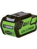 Macchine a batteria 40V