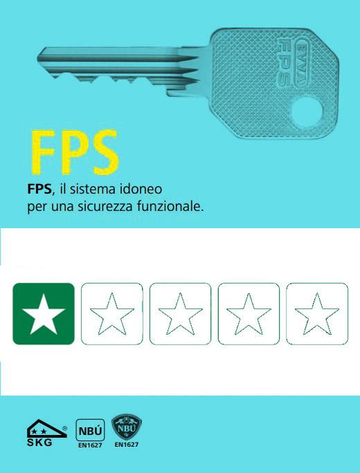 certificazioni cilindro evva fps